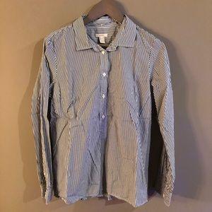 J. Crew - Button Up Shirt Size Medium M